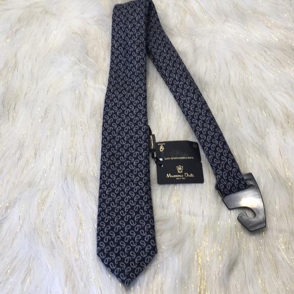b4892aae97f8 Massimo Dutti Accessories | Paisley Tie | Poshmark